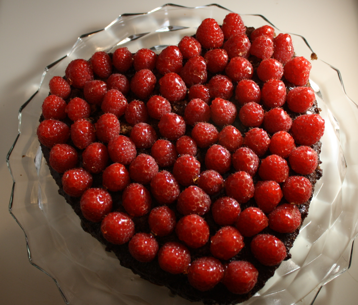 Double Chocolate Valentine Cake Sweet Savory Kitchens