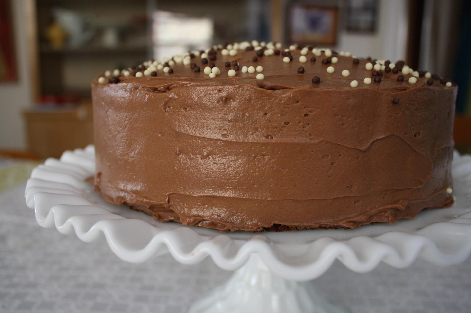 World Best Cake Images Hd : World s Best Chocolate Cake Sweet & Savory Kitchens
