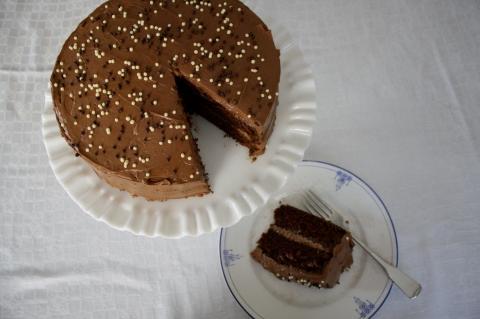 World's Best Chocolate Cake - Sweet and Savory Kitchens