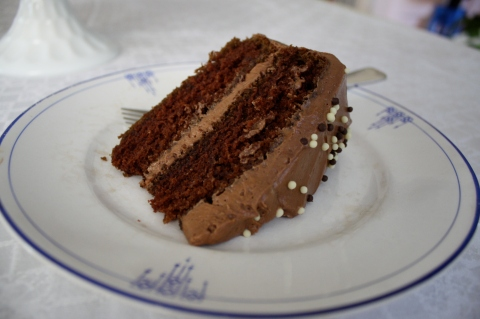 World's Best Chocolate Cake