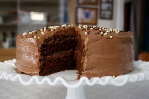 Best Chocolate Cake - Sweet and Savory Kitchens