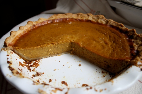 Best Pumpkin Pie - Sweet and Savory Kitchens