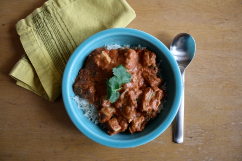 Chicken Tikka Masala - Sweet and Savory Kitchens