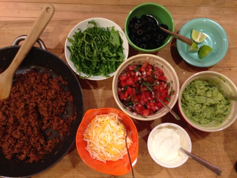 Tacos - Sweet and Savory Kitchens