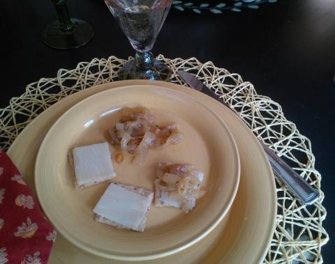 Sweet Onion Jam | Sweet & Savory Kitchens