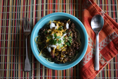 Cincinnati Chili - Sweet and Savory Kitchens