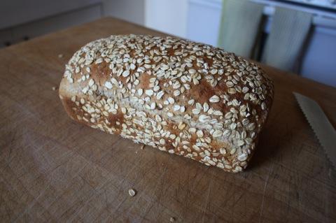 Multigrain Sandwich Bread - Sweet & Savory Kitchens