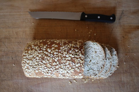 Easy Multigrain Sandwich Bread - Sweet & Savory Kitchens
